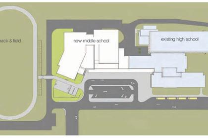 Concept Drawing Site Plan
